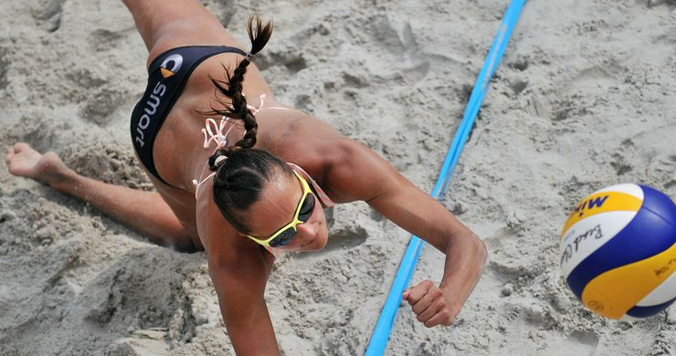 Top 15 Hottest Beach Volleyball Players | TheSportster
