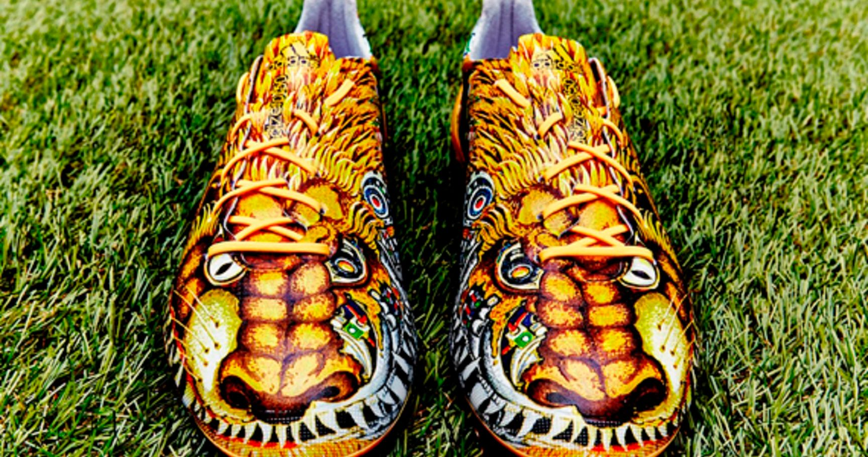 Top 20 Horribly Ugly Football Boots Of