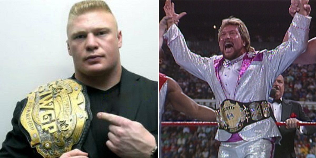 Top 15 Wrestlers Who Were Stripped Of A Championship