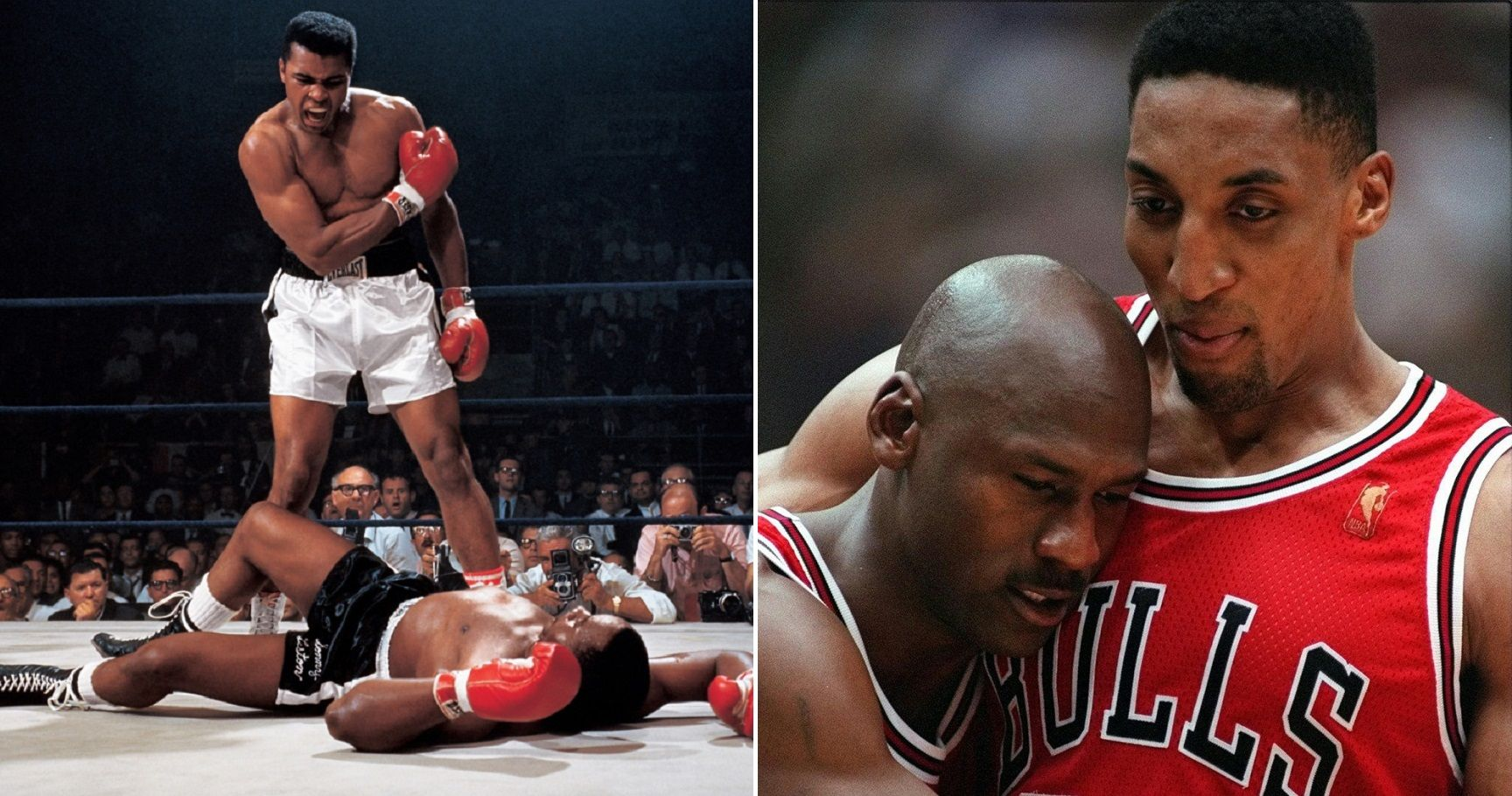 Top 20 Most Iconic Photos In Sports History | TheSportster
