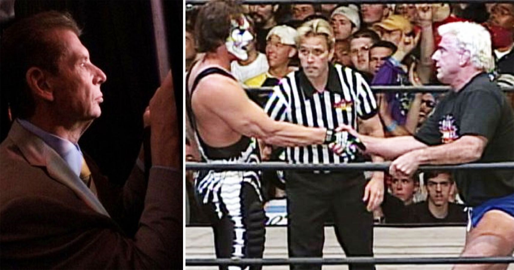 Top 15 Insane Backstage Stories From WCW