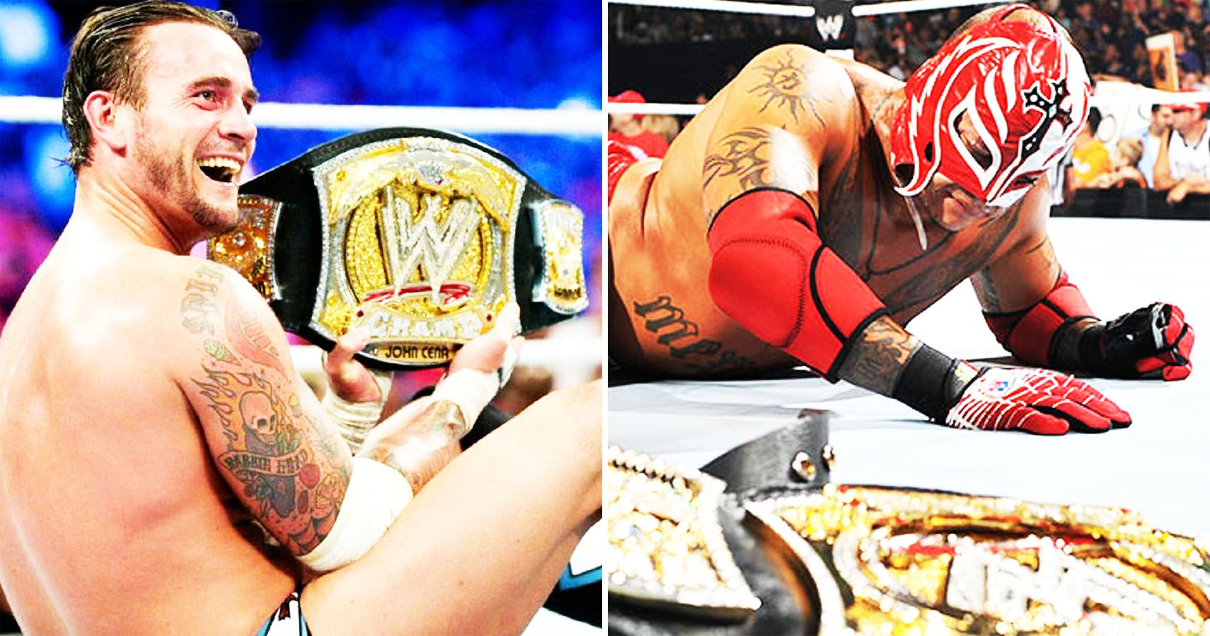 The 10 Longest And 10 Shortest WWE Championship Reigns