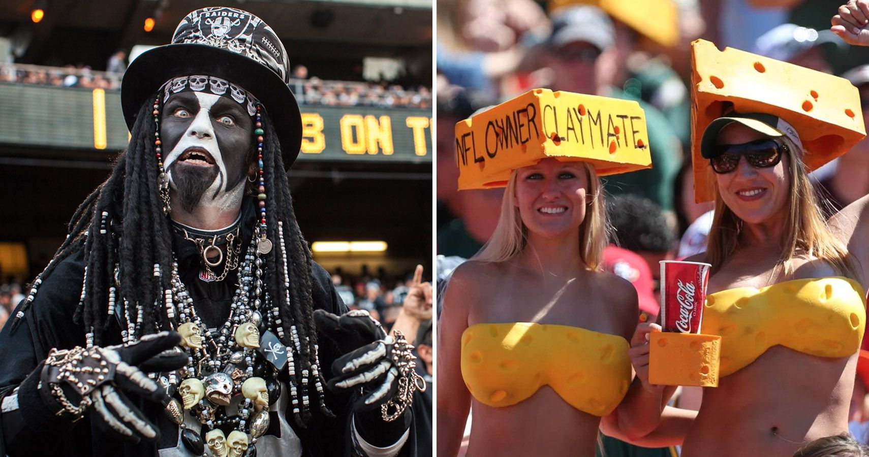 The 7 Deadly Sins Of NFL Fandom & The Worst Fanbases For Each