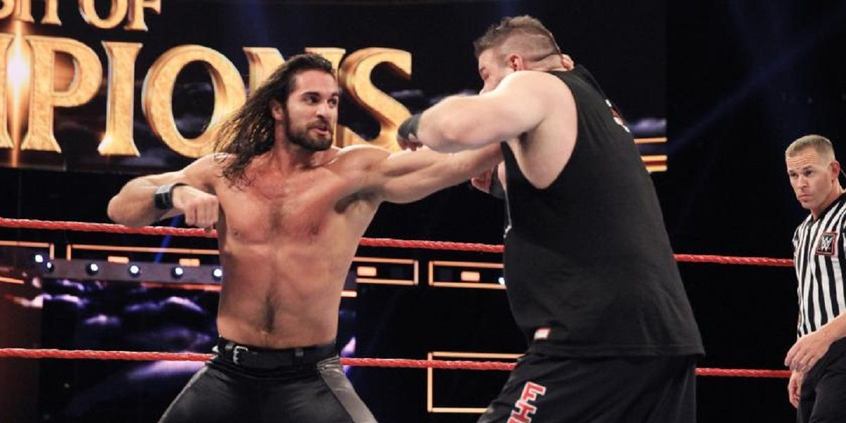 Was Seth Rollins Injured Last Night At Clash Of Champions?