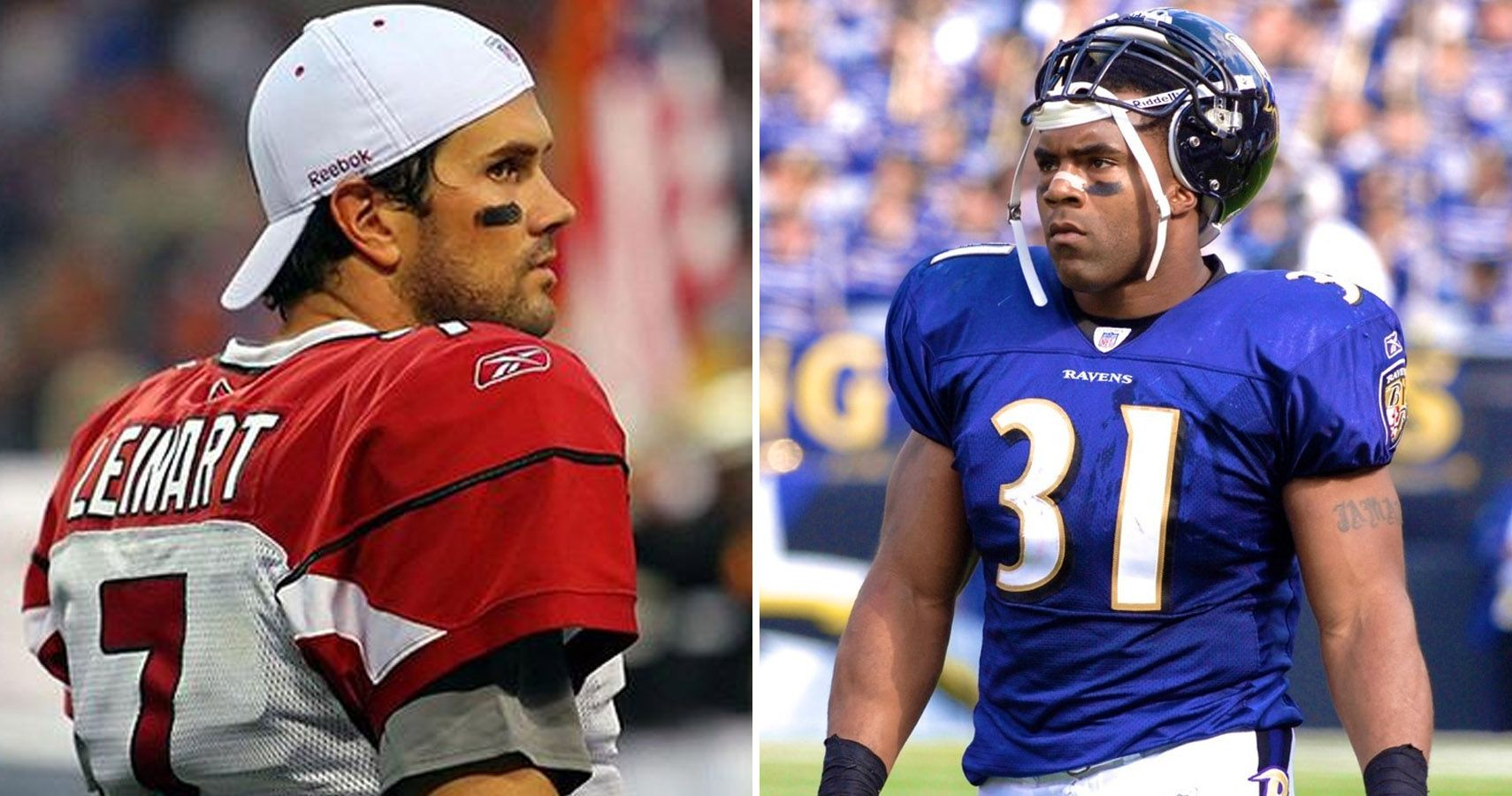 15 NFL Players Of The Y2K Era You Probably Don't Remember