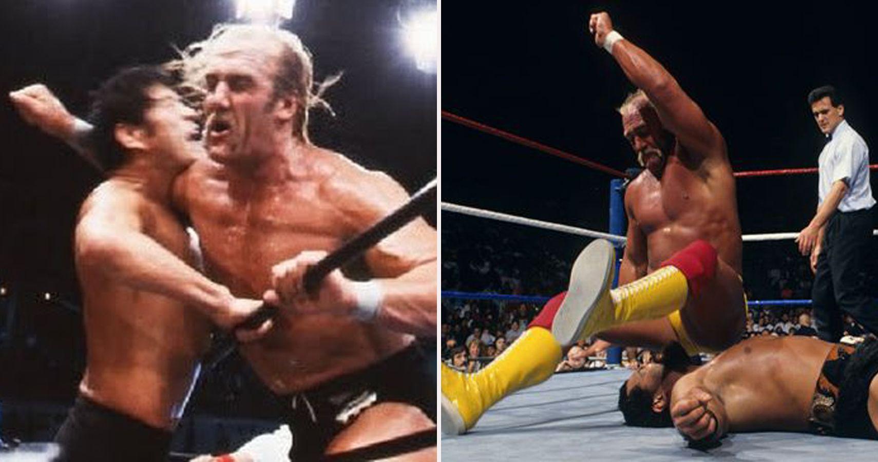 15 Forgotten Finishing Moves Of Legendary Wrestlers