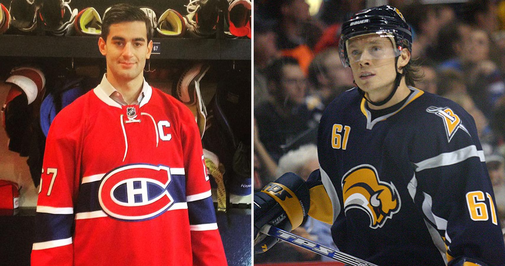 15 NHL Players You Might Not Realize Are Related