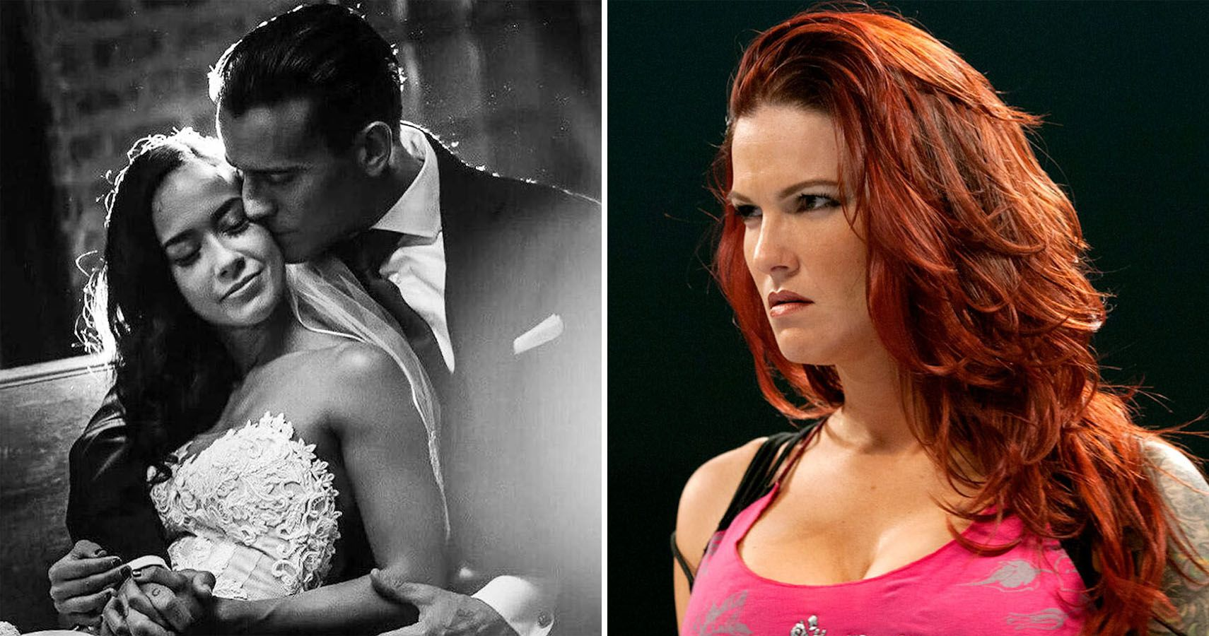 Top 15 Things You Didnt Know About Cm Punk And Aj Lees Relationship