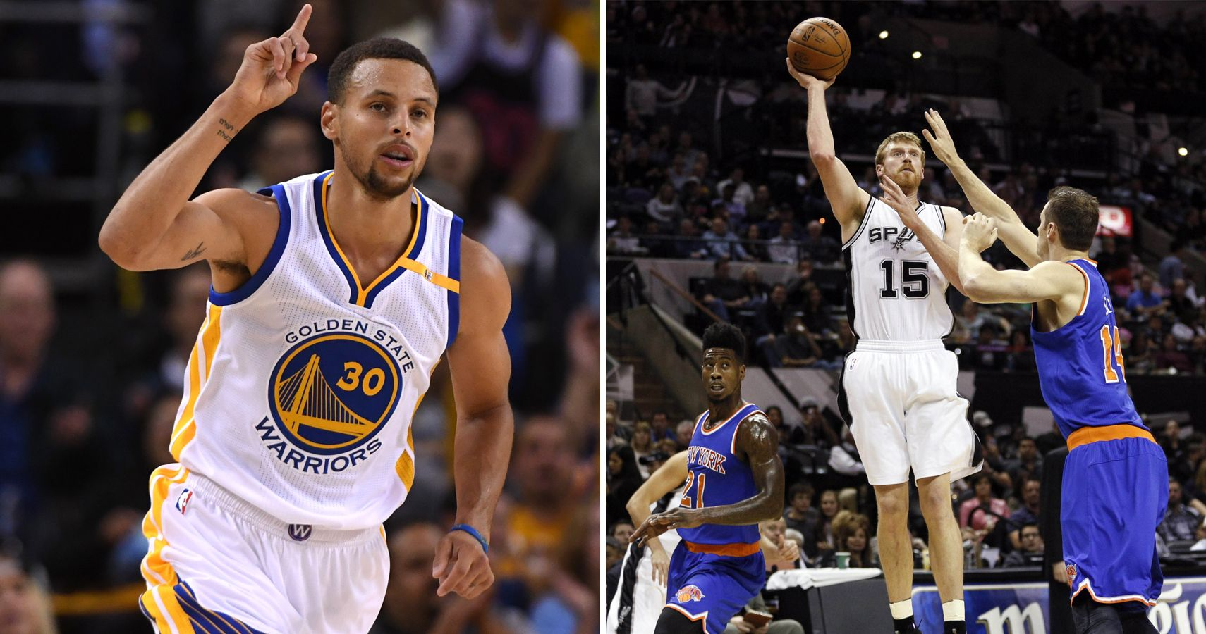 d57dc00498e Top 5 NBA Three-Point Shooters At Every Position