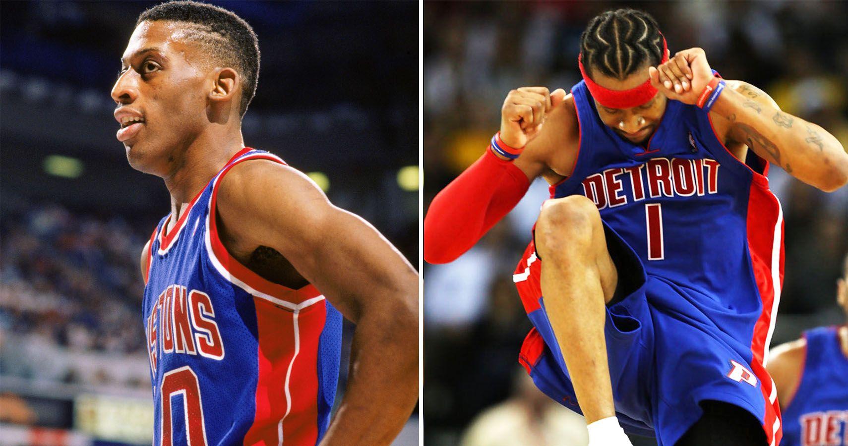 2de47e07e The 15 Worst Management Mistakes In Detroit Pistons History