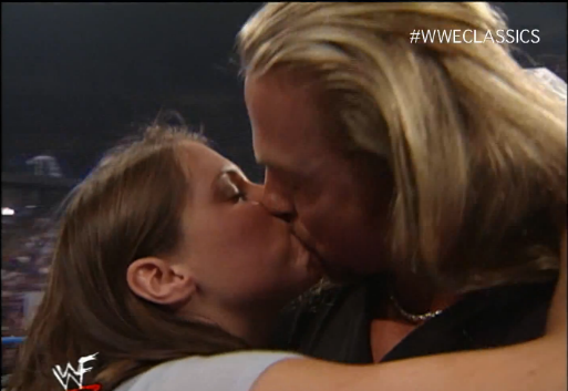 6 WWE Stars Stephanie McMahon Kissed Other Than Triple H 1