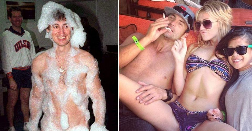 Gretzky nackt Paulina  Lexi Thompson