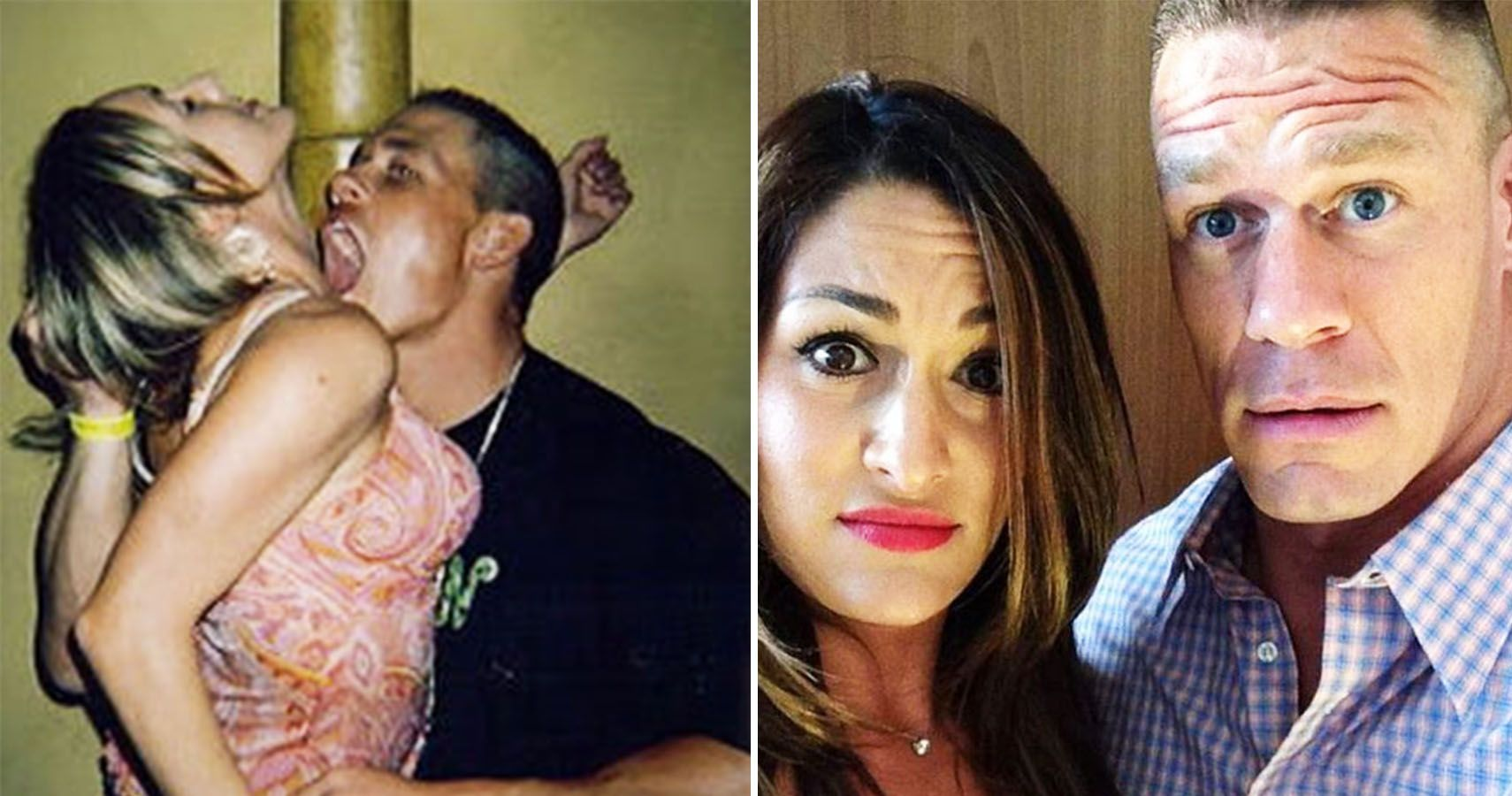 8 Pictures John Cena And Nikki Bella Want You To See And 7 They DON\'T