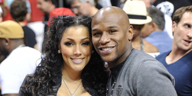 Top 15 Things You Didn't Know About Floyd Mayweather's Relationships
