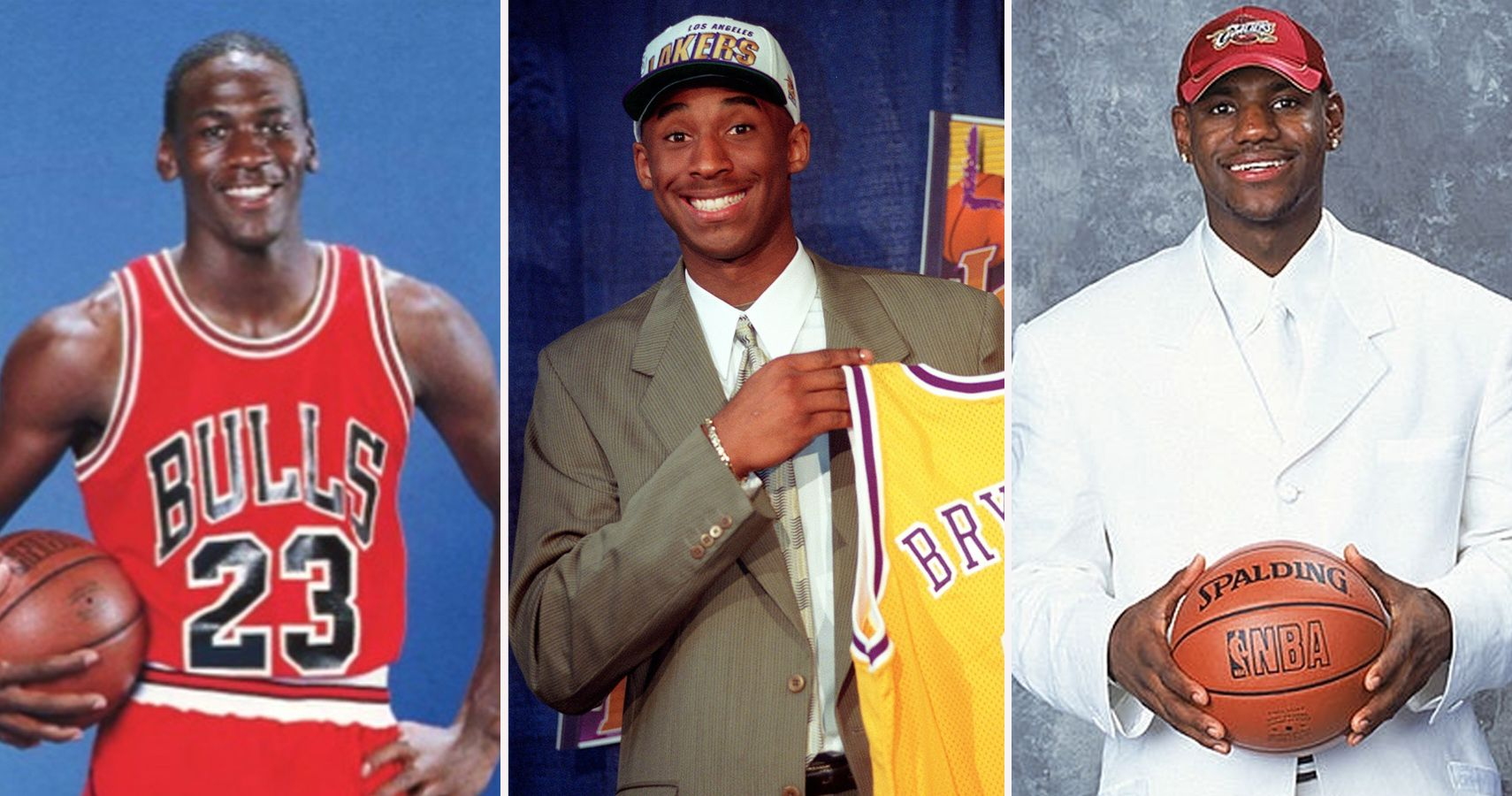 The Best Player From Every NBA Draft Since 1976