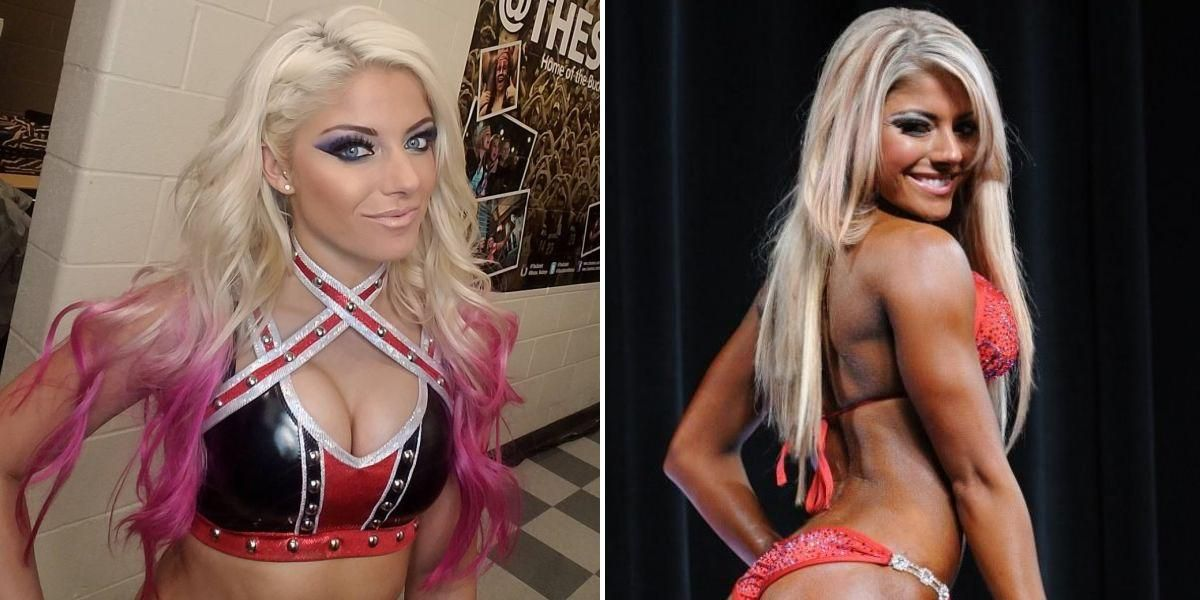15 Pictures That Prove Alexa Bliss Is Hot Af Thesportster