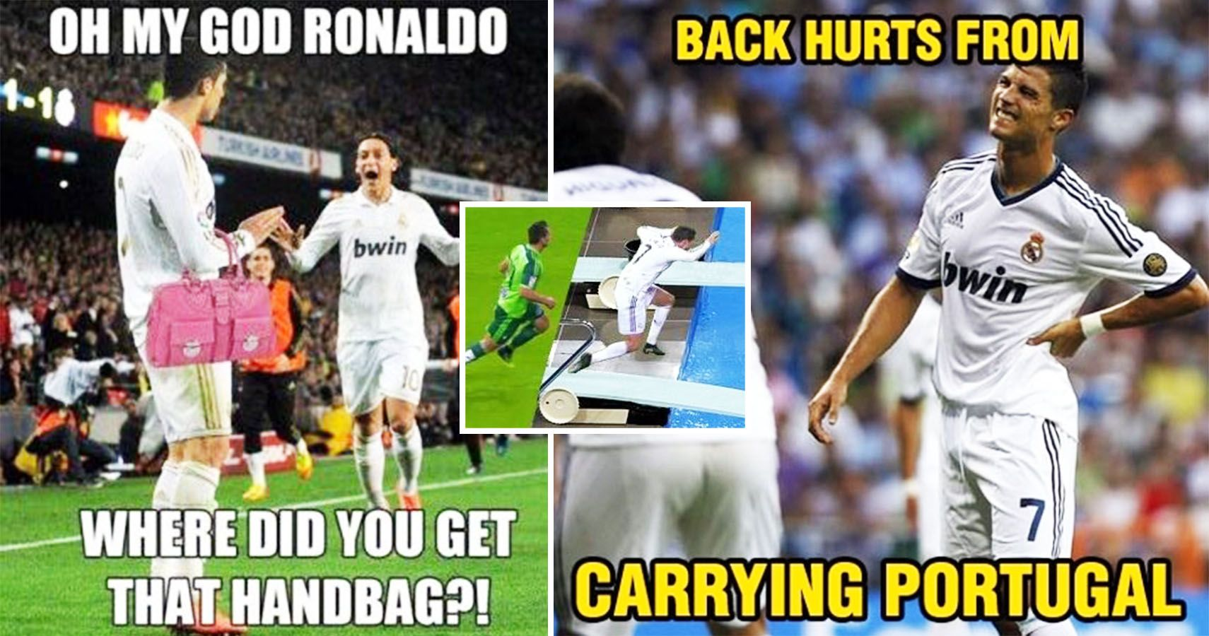 Ronaldo memes top 15 cristiano ronaldo memes that are savage af thesportster