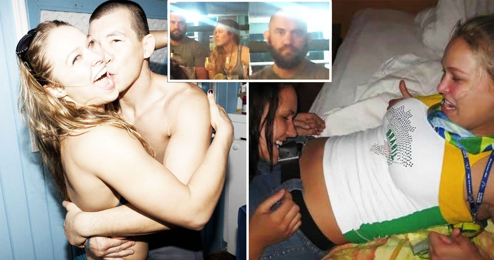 ronda rousey cody mckenzie dating Paige vanzant's boyfriend cody garbrandt is actually her ex-boyfriend garbrandt is an mma fighter just like her, which was used against him in the breakup paige says they broke up because they're both too busy pursuing their fighting careers to sustain a relationship.