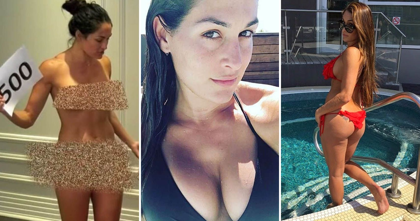 breaking the rules: 15 times nikki bella wasn't so pg!
