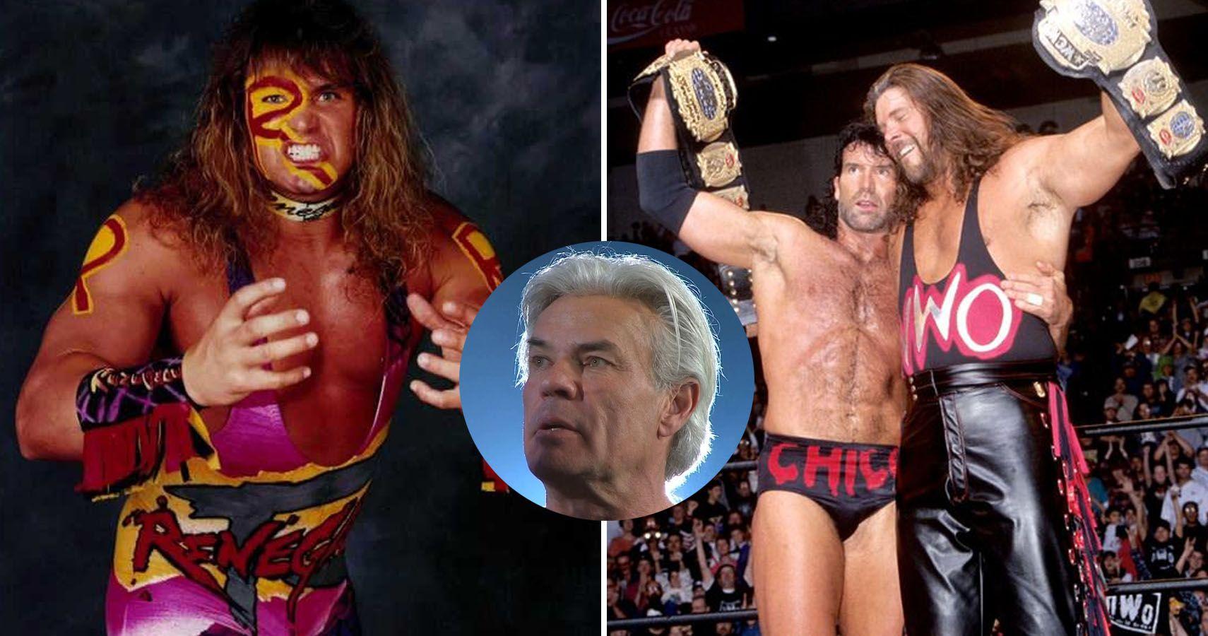 Shocking WCW Secrets | TheSpor...