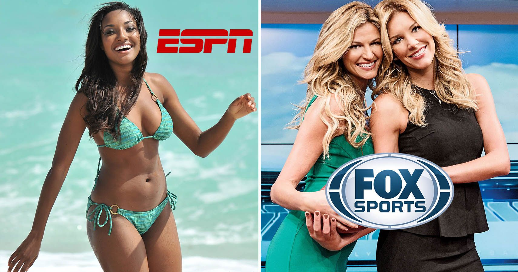 The Hottest Women Of Espn And Fox Sports Thesportster