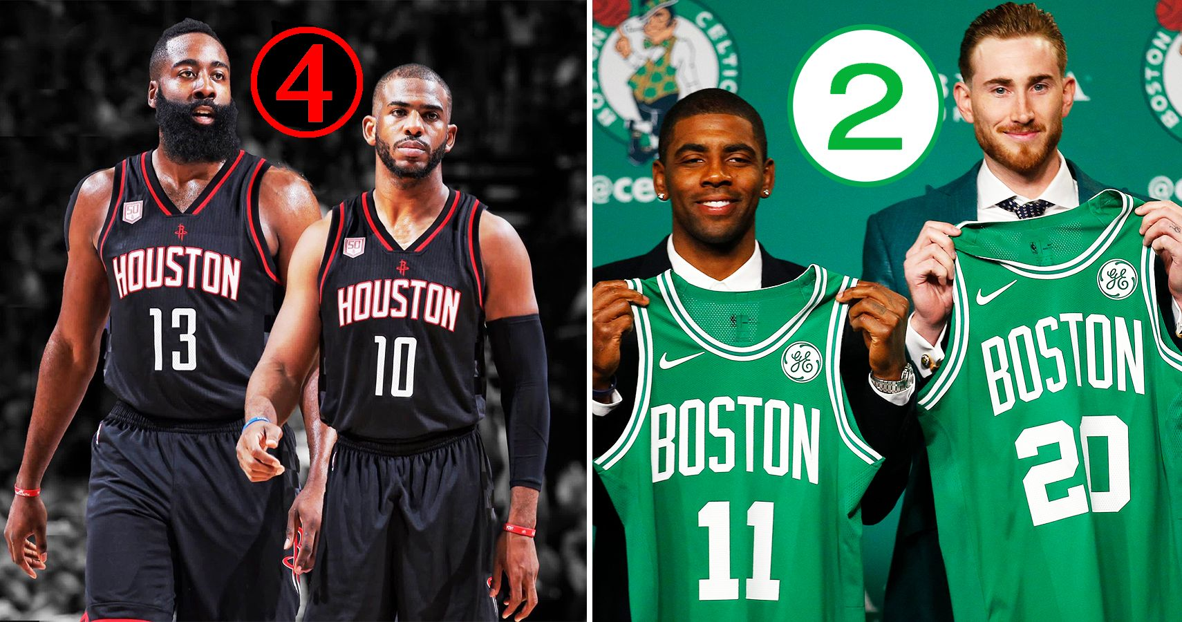 Early NBA Power Rankings For The 2017-18 Season | TheSportster