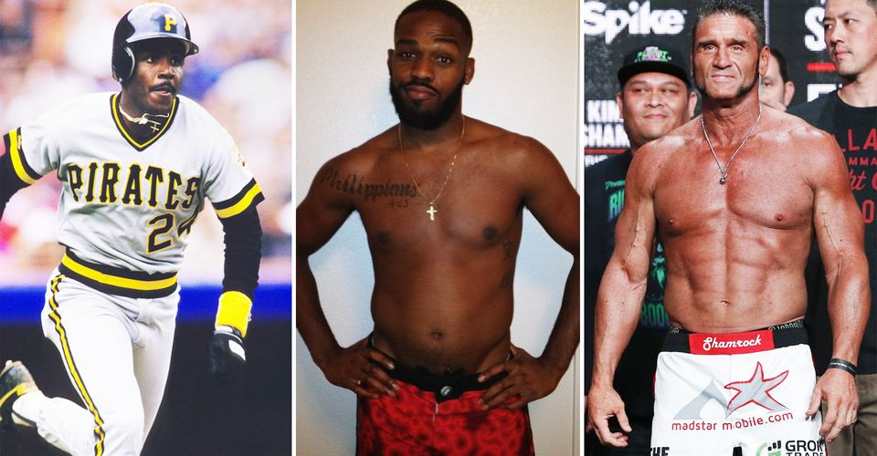 What These 15 Athletes Looked Like Before And After Getting On The Juice