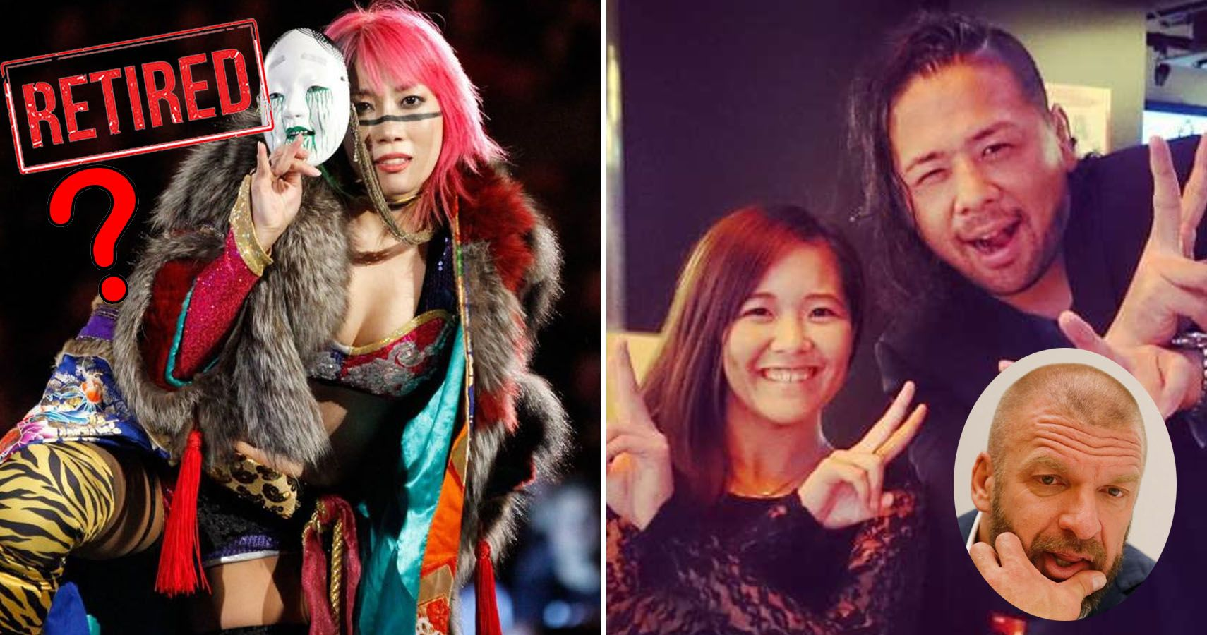 Royal Rumble Winners Things Fans Didn't Know About Asuka ...