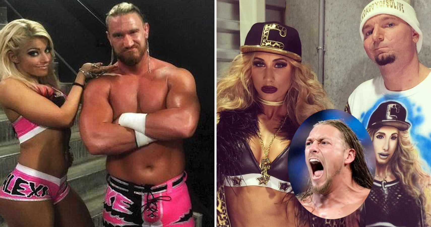 Cm punk vs kenny dykstra who is he dating