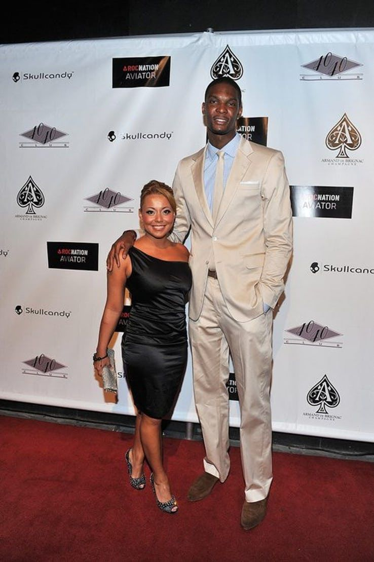Players famous wives with nba Top 10