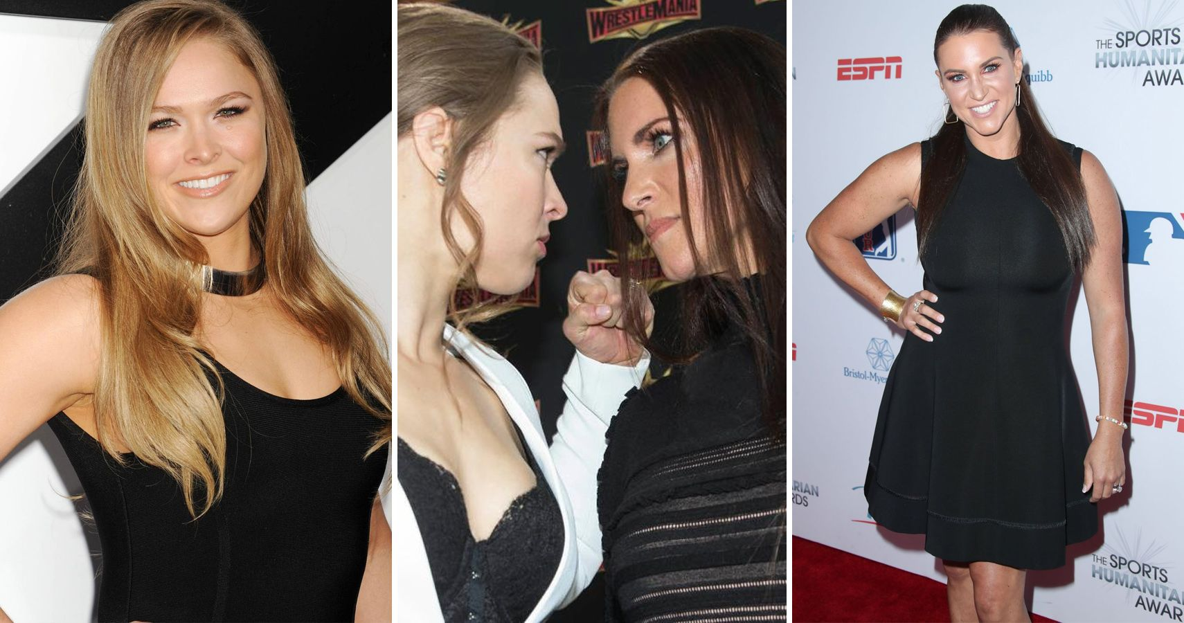 Ronda Rousey Vs Stephanie Mcmahon Whos More Attractive