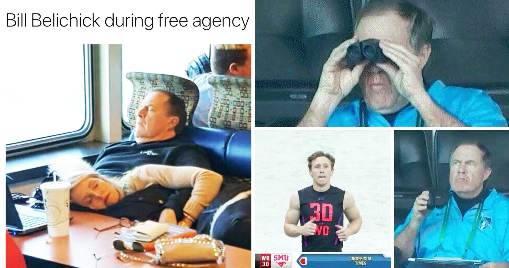 15 Of The Most Hilarious Bill Belichick Memes Thesportster