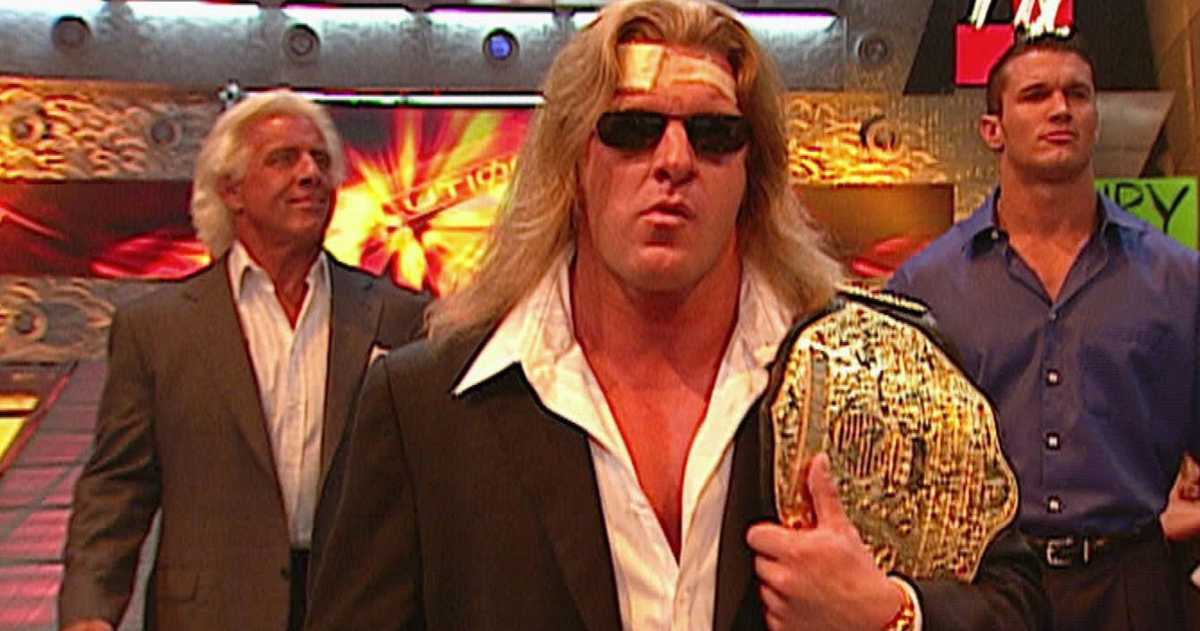 Triple H Vs Mark Jindrak: Why The Two Wrestlers Are Still ...