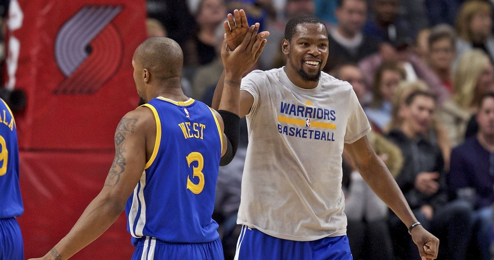 online store cc3ff 51930 Kevin Durant Most Likely Staying With Warriors Next Season ...