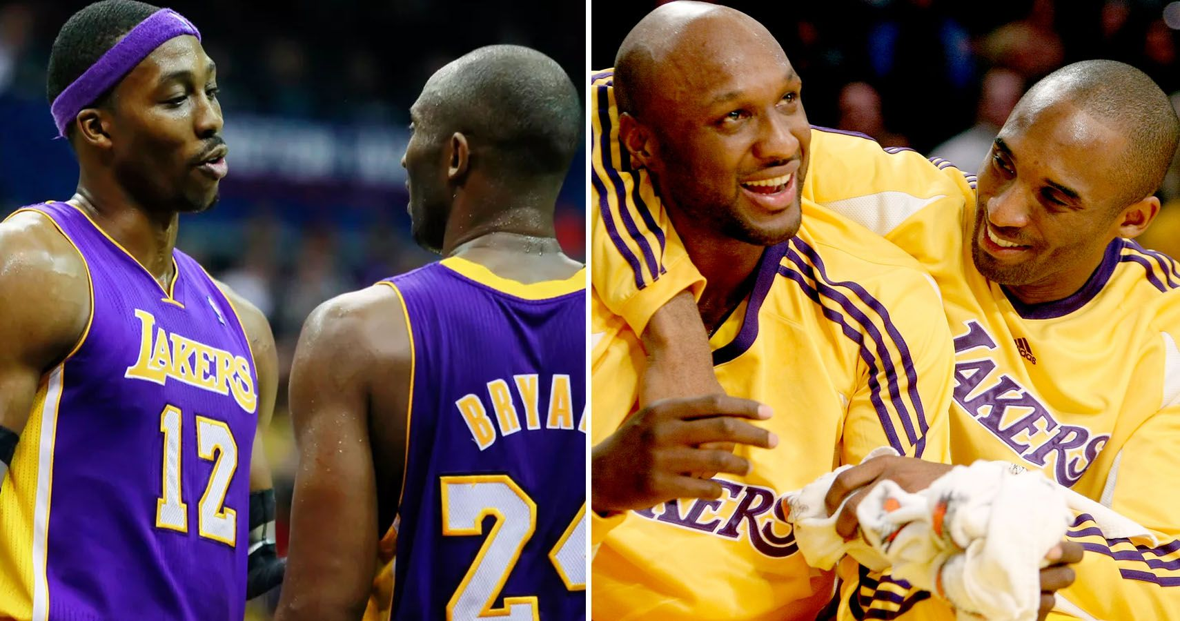 3b2cc338ed5 10 NBAers Who Couldn't Stand Playing With Kobe Bryant (And 10 Who Adored  Him)