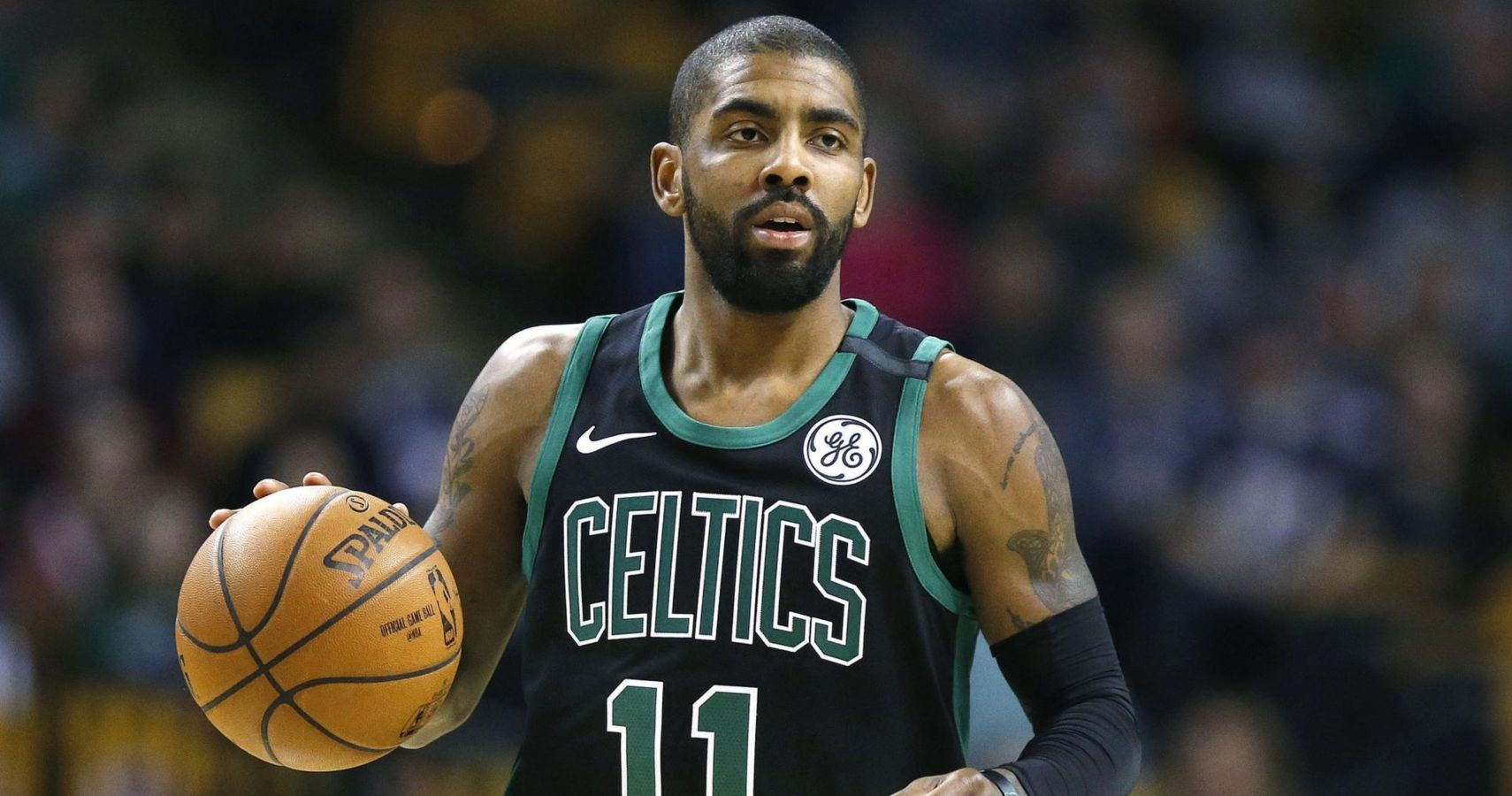 81fab8ff0b Kyrie Irving 'Argues' With Kid At Boston Children's Hospital In Adorable  Video