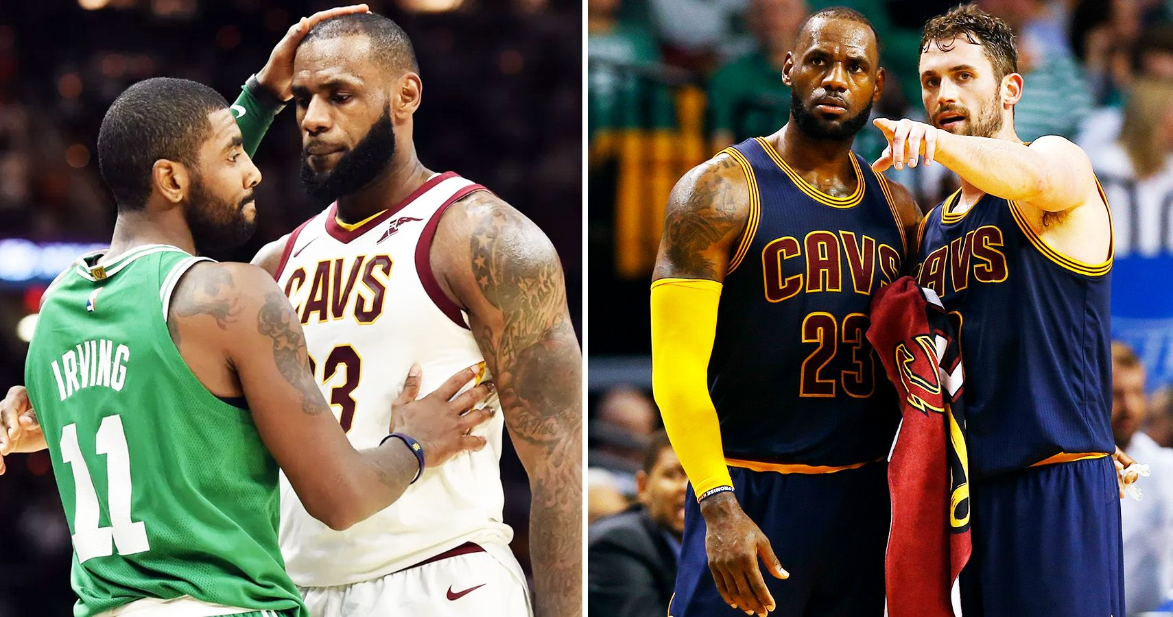 5f19102ab 10 NBA Players Who Couldn t Stand Playing With LeBron James (And 10 Who  Adored Him)