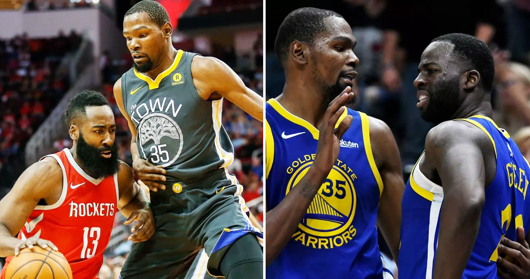 10 NBA Players Kevin Durant Respects And 10 He Doesn't