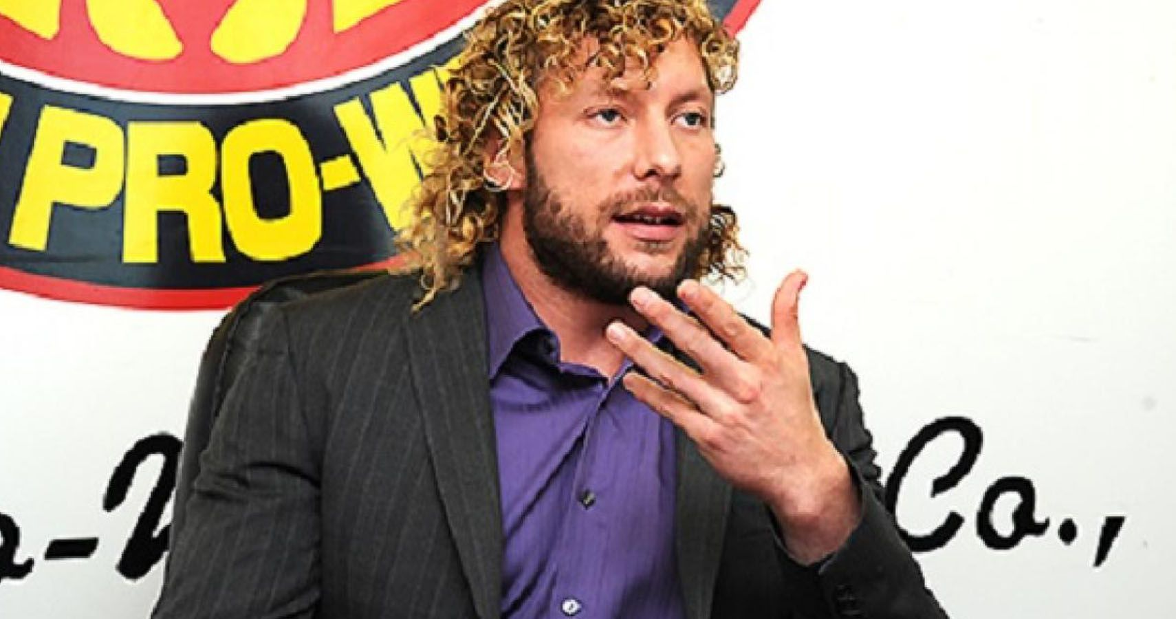 Kenny Omega Gives The ...