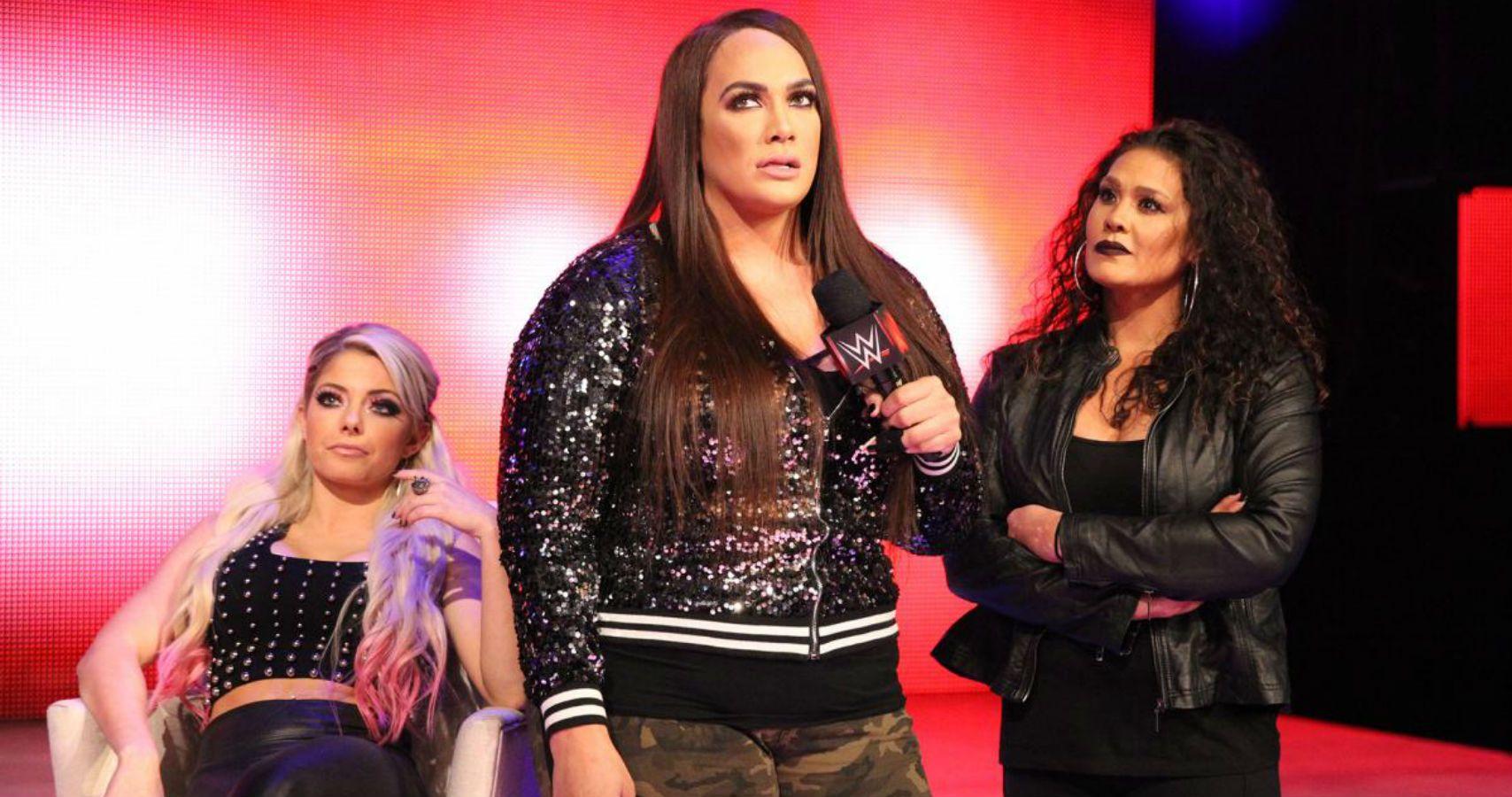 Nia Jax def. Alicia Fox | WWE