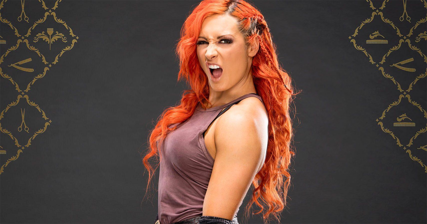 """WWE Mattel personnalisée Elite Becky Lynch /""""je suis l/'Homme/"""" Veste."""