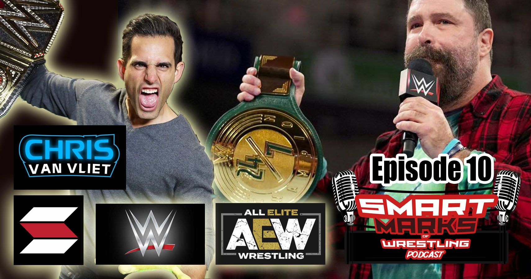 Smart Marks of Wrestling Podcast - Ep  10 - Chris van Vliet Interview