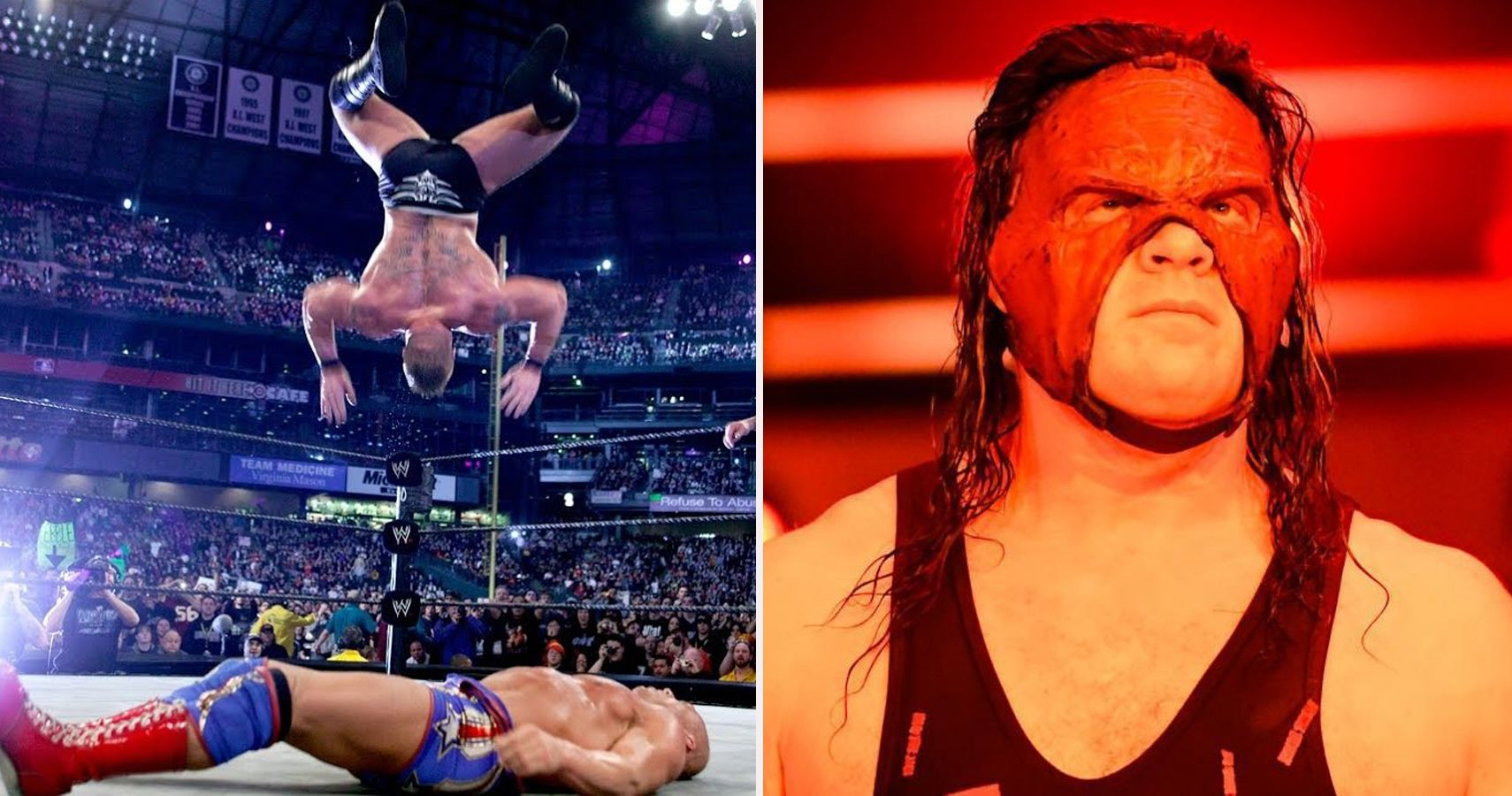 10 Most Athletic Big Men In Wrestling History | TheSportster