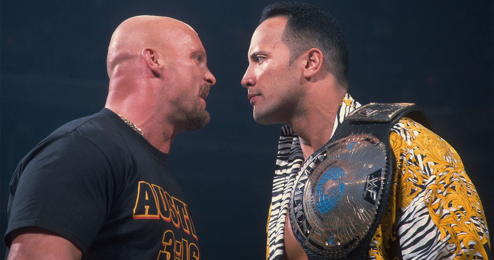 5 Reasons Stone Cold Was The Face Of The Attitude Era (& 5 Why It's The Rock )