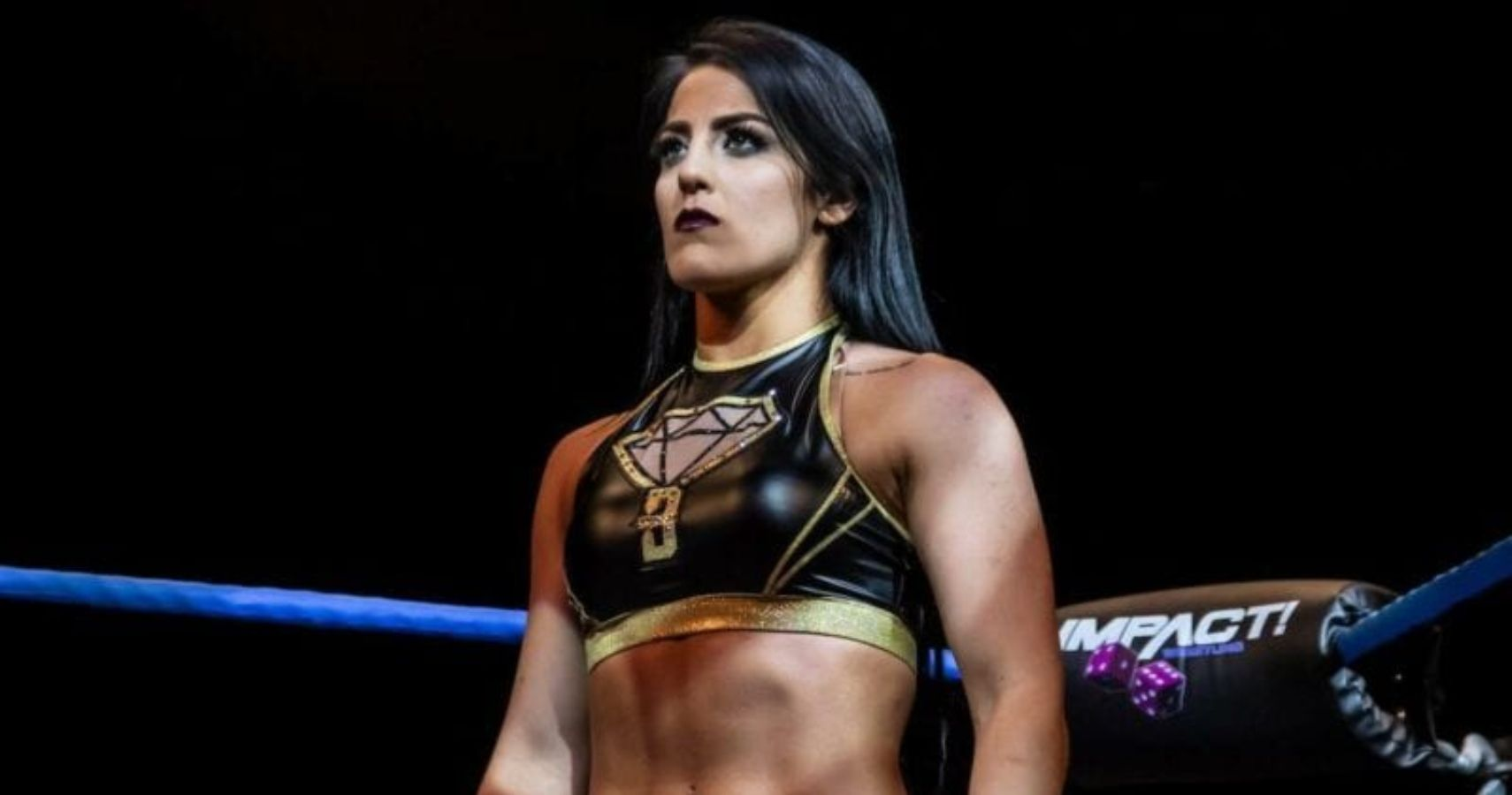 Tessa Blanchard Reportedly Not Fired By Impact   TheSportster
