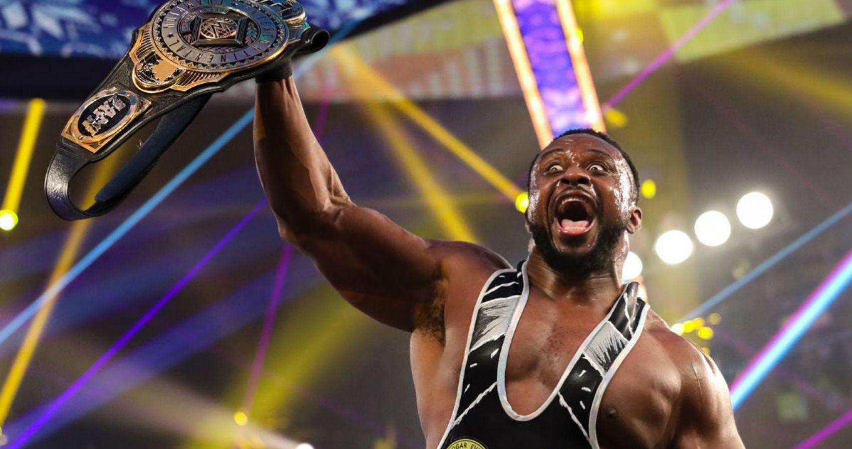 Big E Becomes A Two-Time Intercontinental Champion ...