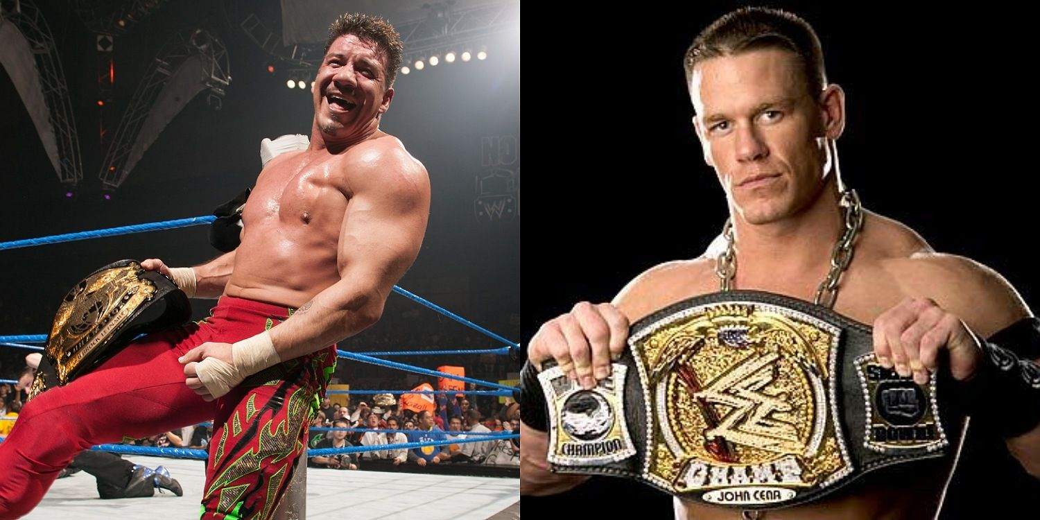 10 Ruthless Aggression Era WWE Champions, Ranked By Promo Ability