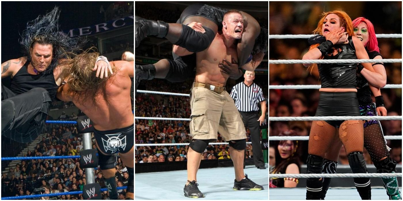 10 PPVs Where Every Champion Retained Their Titles, Ranked