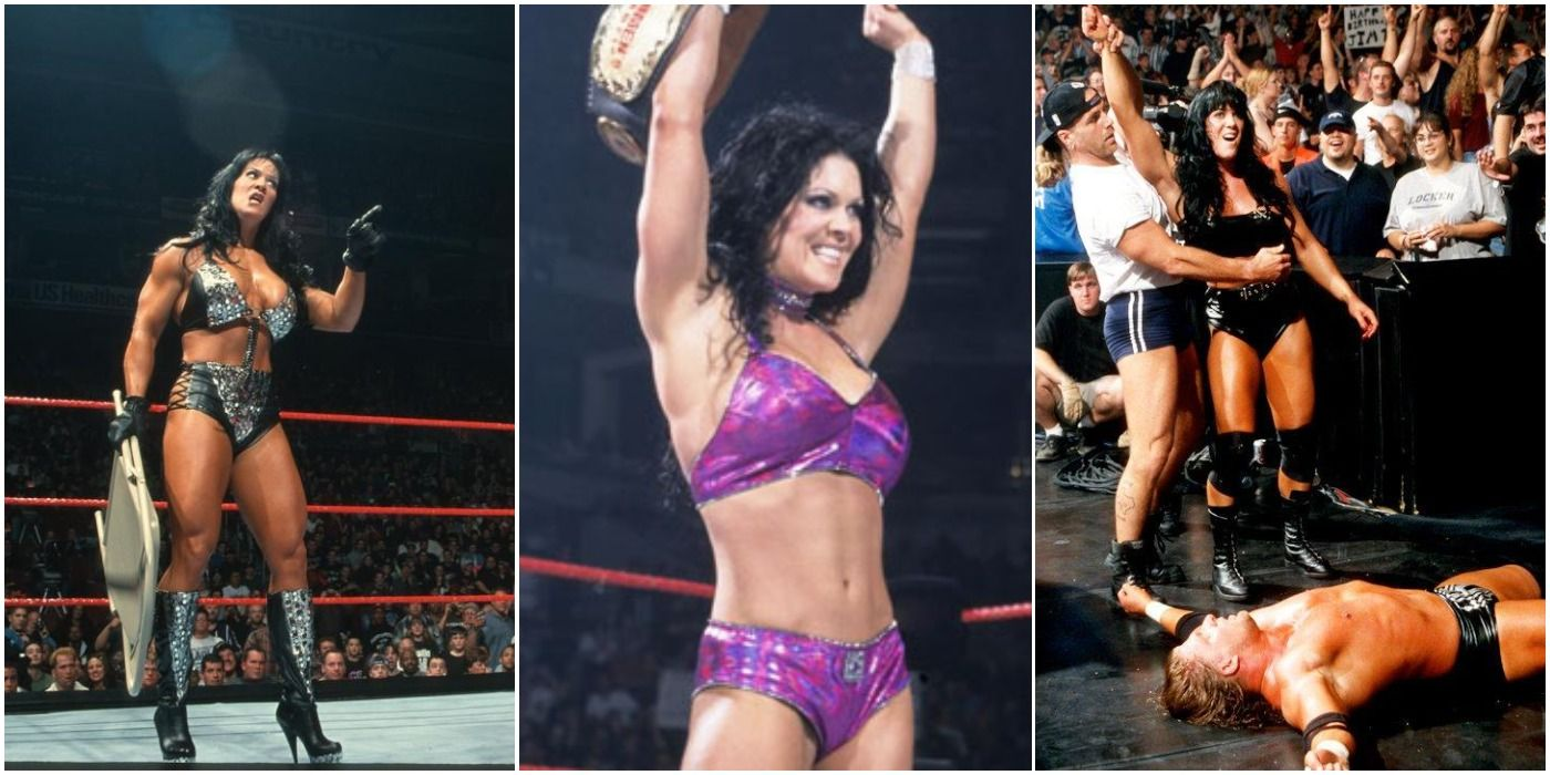 10 Things About Chyna's Career That Made No Sense | TheSportster