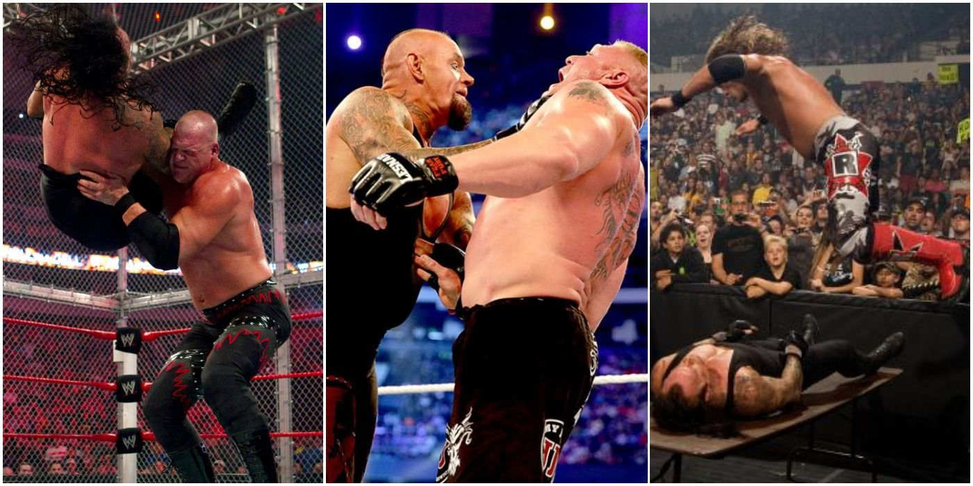 9 Times The Undertaker Lost When He Actually Should've Won